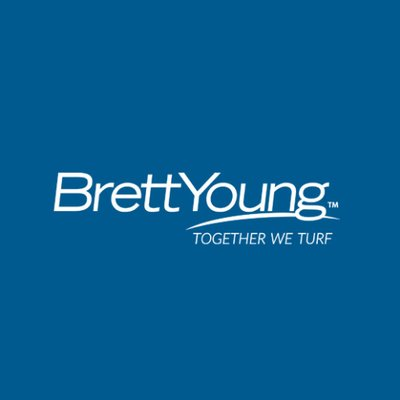 Golfmax/BrettYoung Together We Turf Logo
