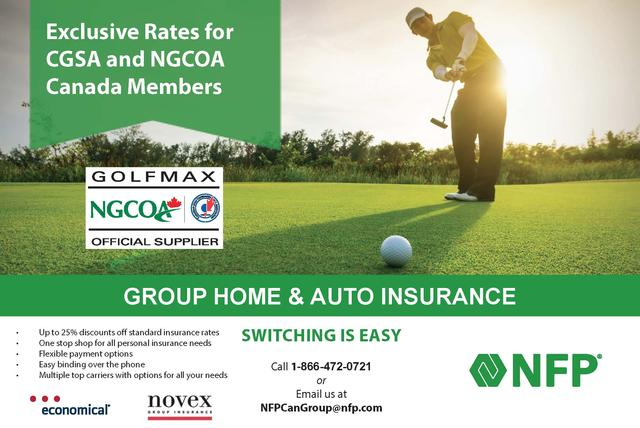 Golfmax/NFP Group Home & Auto Insurance