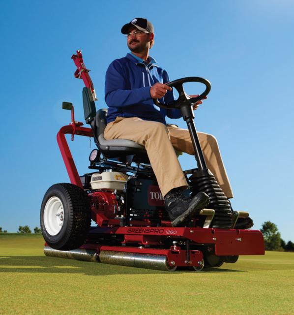 Golfmax/Greens Pro 1260
