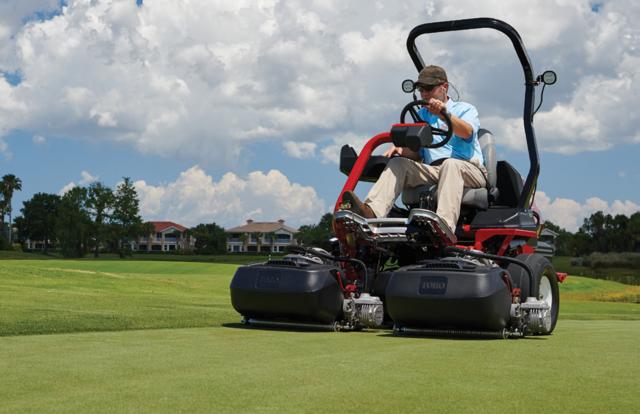 Golfmax/eTriFlex 3360-3370